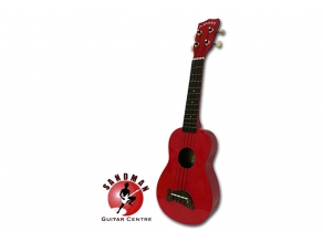 RM139 for Makala Ukulele Dolphin Soprano Red W/BAG (worth RM179)