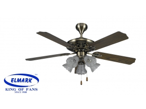RM260 for Classic & Elegant Ceiling Fan (worth RM325)