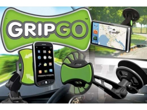 RM16.90 for Grip Go Smartphone Mountable Holder (worth RM45.90)