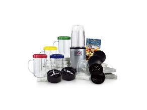 RM109 for Magic Bullet Blender (worth RM168)