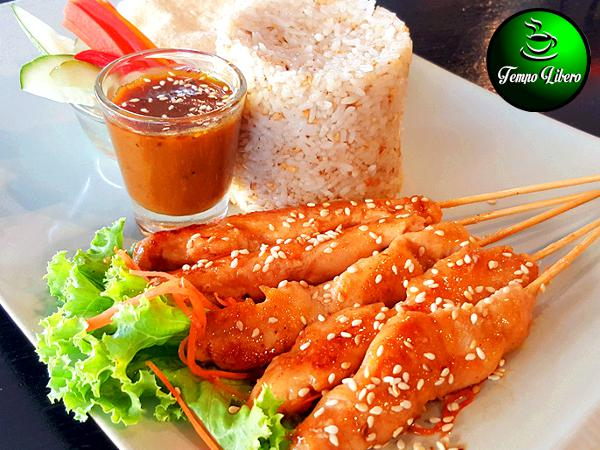 15% off for ALL Items on the Menu Upon Purchase of RM20 @ Tempo Libero Cafe