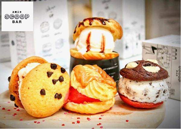 30% Off for ALL Desserts on the Menu @ Scoop Bar