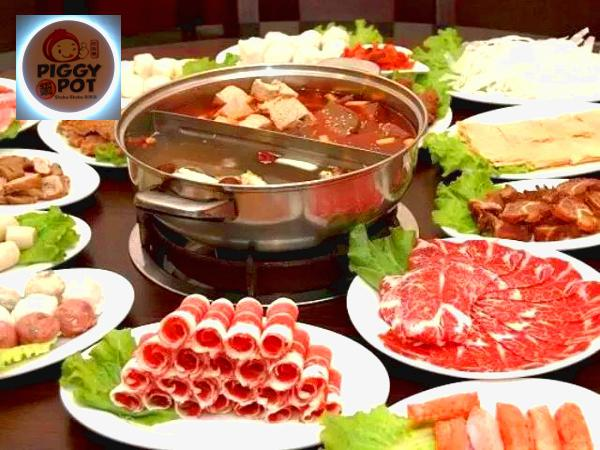 15% off Dinner Buffet @ Piggy Pot