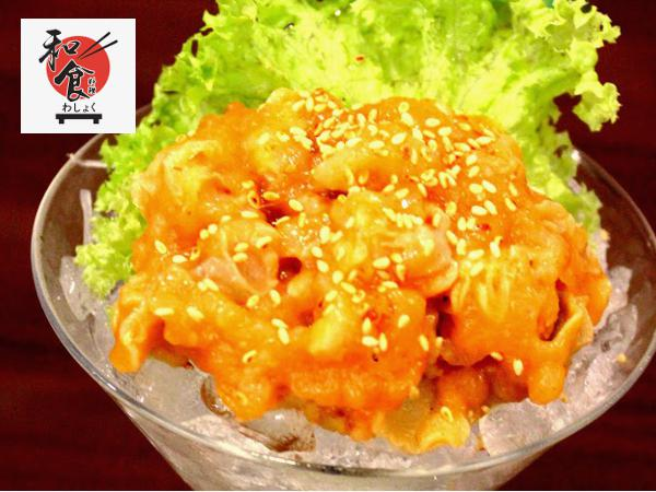 RM7 for ChukaHotate @ Washoku Don(Worth RM9)