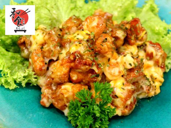 RM5 OFF for mango chicken @ Washoku Don(Worth RM15)