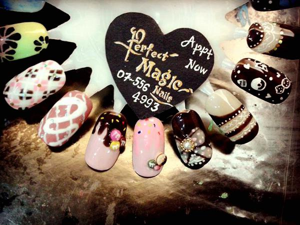 RM99 for Gelish Mani + Pedi with Nail Art @ Perfect Magic Nails (Worth RM200)