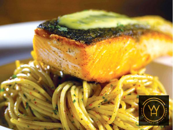 10% OFF on All Ala Carte Food @ Whisky House