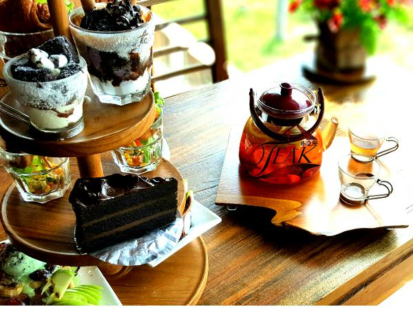 10% Off ALL Items on The Menu @ Teak Cafe