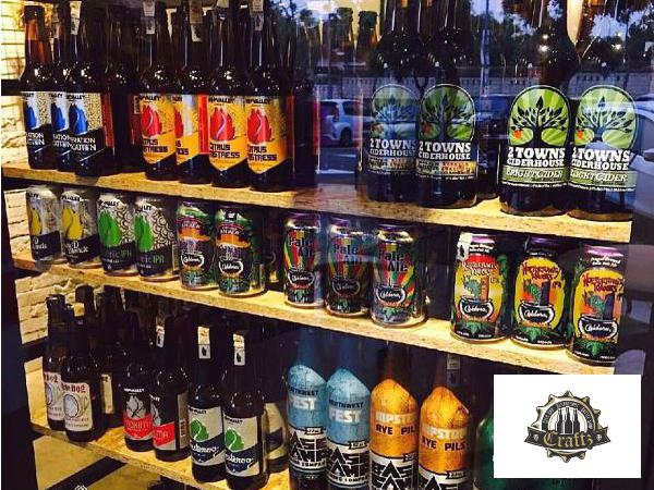 15% OFF for Beer @ Craftz Beer