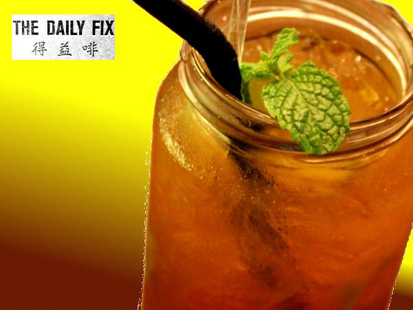Free Iced Honey Lemon Tea @ The Daily Fix (Worth RM7.50)