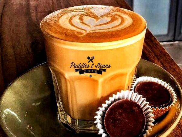 20% Off Beverages Upon Any Main Purchased @ Paddles & Beans Cafe