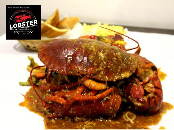 10% off ALL Items on The Menu @ Lobster in De House (Muar)