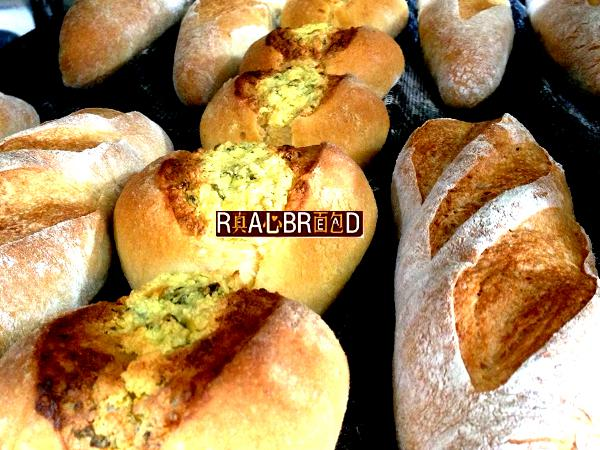 RM4.90 for Snacks Set @ Real Bread Organic Manufacturiing