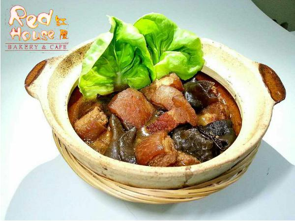10% Off ALL Items On The Menu Upon RM30 Spent @ Red House Bakery & Cafe