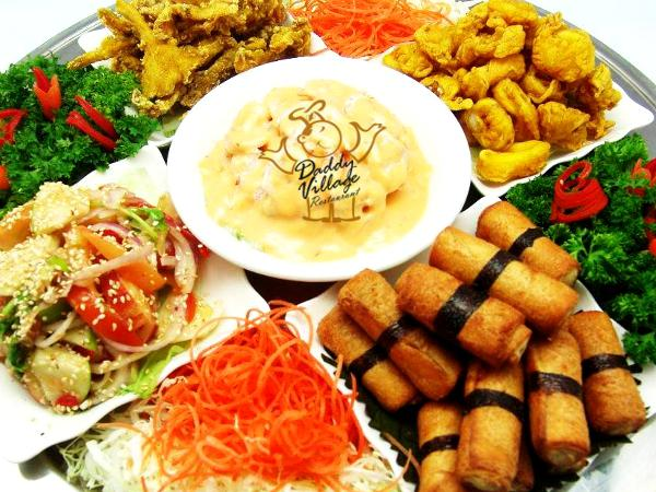 10% OFF for ALL Items On The Menu @ Daddy Village Restaurant Batu Pahat