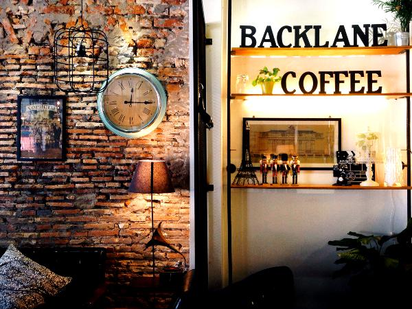 FREE Hot Tea Upon RM30 Spent @ Backlane Coffee