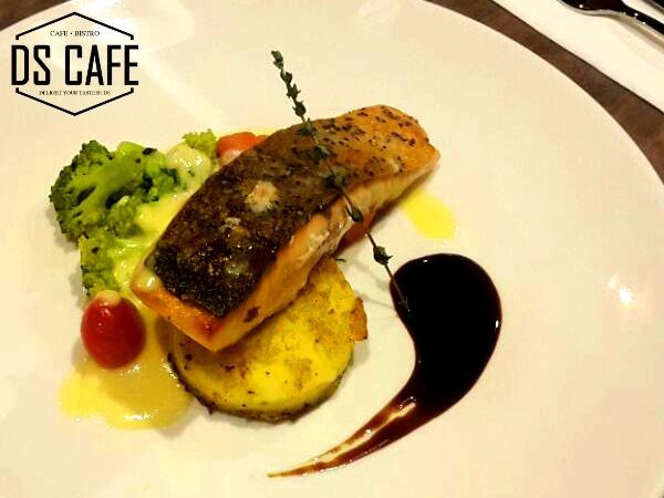10% Off The Bill @ D.S Cafe & Bistro