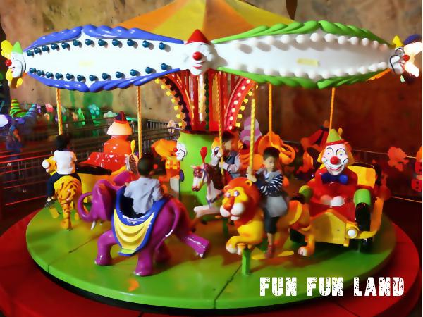 FREE Fun Fun Land Admission Ticket (worth RM11)
