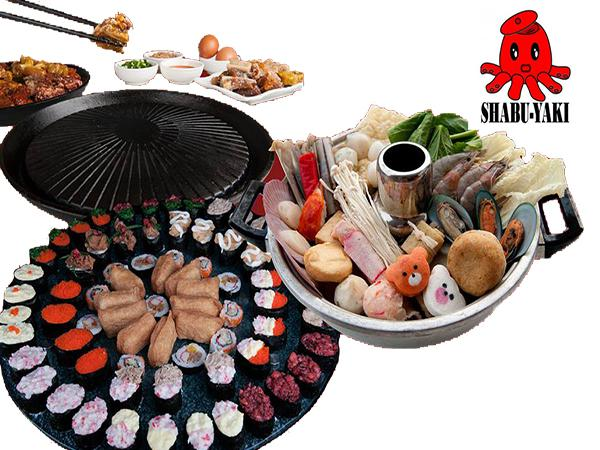 RM33 For Buffet Dinner @ Shabu Yaki (worth RM39)