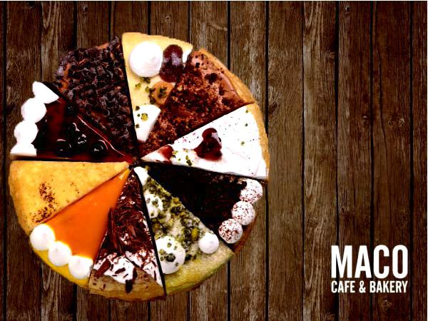 RM70 For Maco Cafe & Bakery's Perfect Ten (worth RM95)