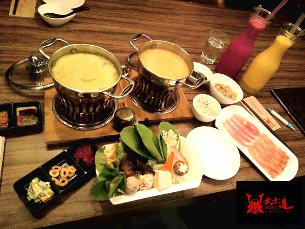 10% OFF for All Items on the Menu at Lunch Hours @ Bushido Shabu Shabu