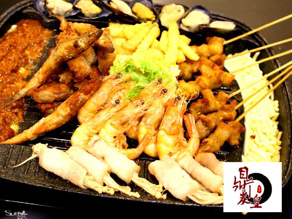RM27 For Korean & Japanese Buffet @ Ding Tan Huang (Worth RM36)