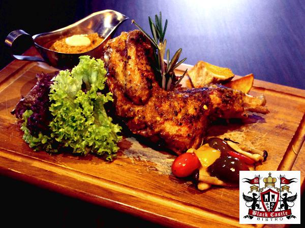 RM147 for Queen Family Combo (4 Pax) @ Black Castle Bistro (Worth RM188)