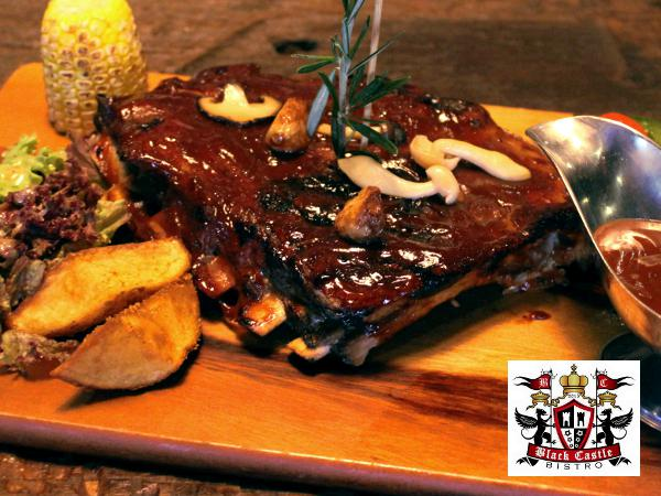RM218 for King Family Combo (6 Pax) @ Black Castle Bistro (Worth RM277)