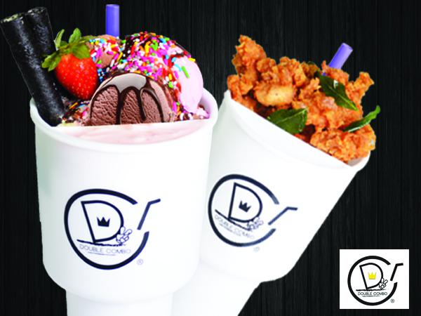 RM10 for Ice-Cream Grand  (worth RM17.90) with Signature Pop Corn Chicken purchased @ Double Combo