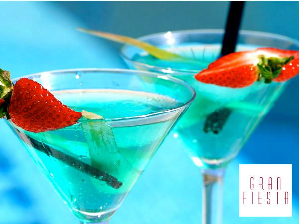 Free Mocktail of The Day with any Main Course @ Gran Fiesta (Worth RM11.90)