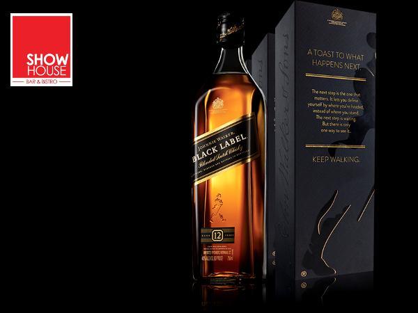 RM438 for 2 Bottles of Black Label @ ShowHouse (Worth RM560)