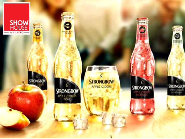 RM13.50 for Any Bottle of Strongbow @ ShowHouse (Worth RM18)