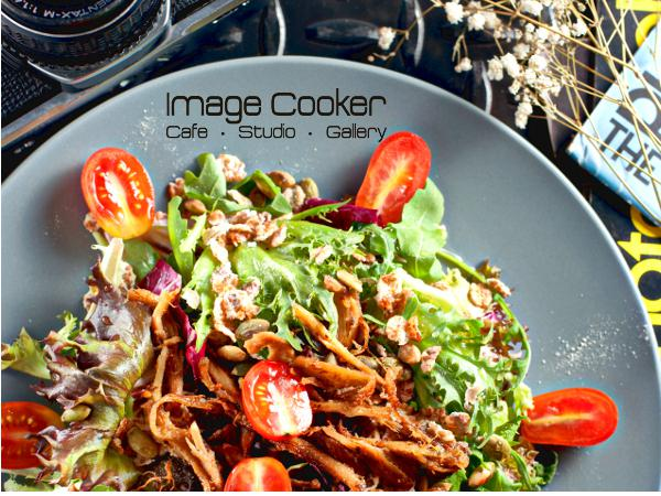 Free Apple Cider Salad @ Image Cooker (Worth RM13.90)