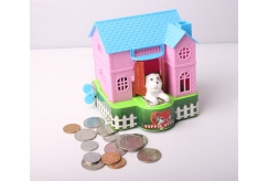 RM19.90 for Mini Puppy House Coin Box (worth RM39.90)