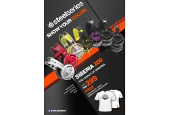 RM299 for Steelseries Siberia 200 Gaming Headset (worth RM359)