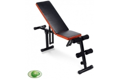 RM299 for Six Pack Gym Bench Chair (worth RM499)