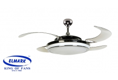 RM810 for Modern & Designer Ceiling Fan (worth RM1,012)