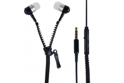 RM25 for Zipper Earphone with Mic (worth RM39.90)