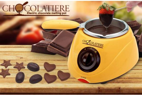 RM40 for Chocolatiere Electric Chocolate Melting Pot (worth RM75.90)
