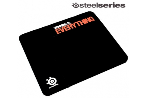 "RM63.48 for SteelSeries QcK Mass ""Winning Is Everything"" MousePad (worth RM69.00)"