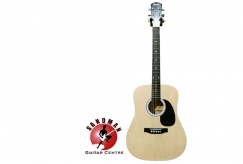 RM429 for Fender Squire SA-105 Acoustic Guitar (Free Seiko Tuner & Picks Worth RM78)