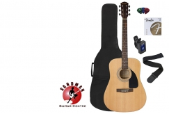 RM749 for Fender FA-100 Acoustic Guitar Player Pack
