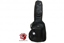 RM259 for Crossrock CRSG250SB Jumbo Acoustic Guitar Bag (Worth RM299)
