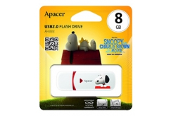 RM19.90 for Apacer Snoopy 8GB USB Thumdrive (worth RM25)
