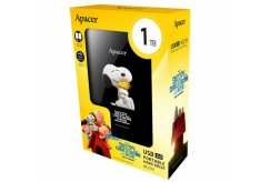 RM218 for Apacer 1TB Snoopy USB3.0 External Hard Disk (worth RM268)